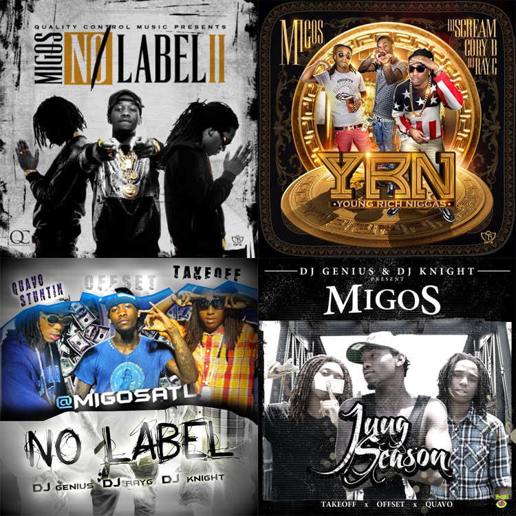 MIGOS | MIXTAPES :: STREAM & DOWNLOAD